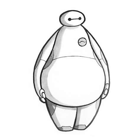 doodle baymax baymax big 6 iamo sketch