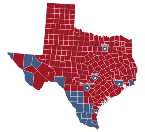 political texas map oh my democrats launch plan to turn texas blue theblaze
