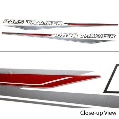 boat decals on ebay bass tracker decals boat parts ebay