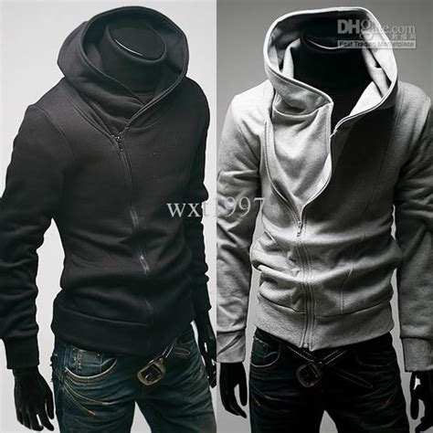Hoodie Zipper Sherlock Design T Shirt Sweater Hoodies Eksklusif 2018 s jacket garments hoodies sweatshirts casual zip up hoodie shirt black gray