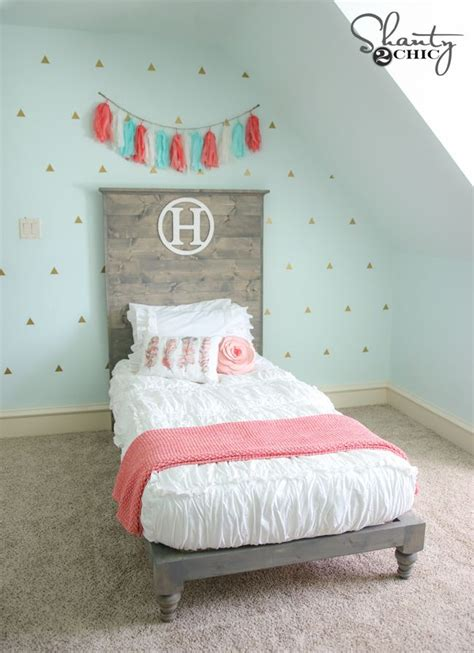 best 25 diy twin bed frame ideas on pinterest twin best 25 pallet platform bed ideas on pinterest diy bed