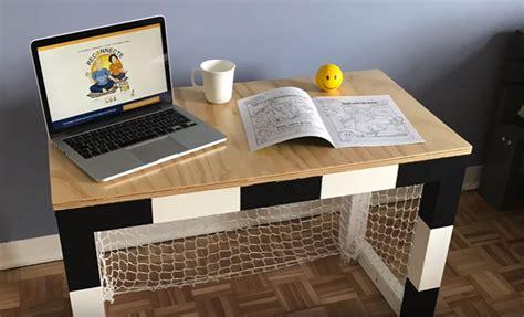 fabriquer un bureau enfant fabriquer un bureau un coin bureau install sous