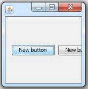 java layout center button java how do i center a jpanel containing a flowlayout