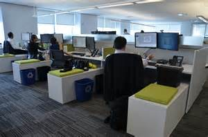 Office Desk Space Why Citi Got Rid Of Assigned Desks