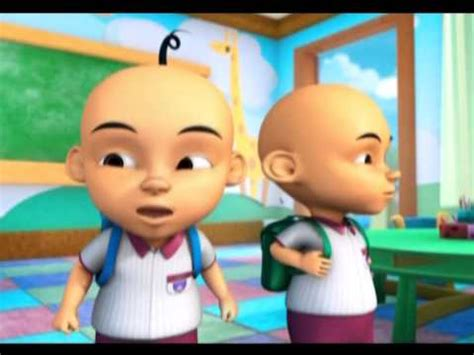 baby shark upin dan ipin upin the end elaegypt