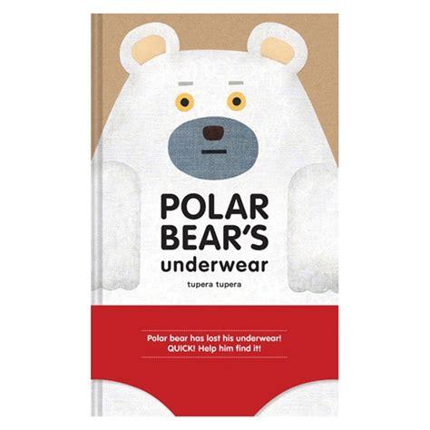 Kitchen Booth Furniture leo amp bella polar bear s underwear by tupera tupera