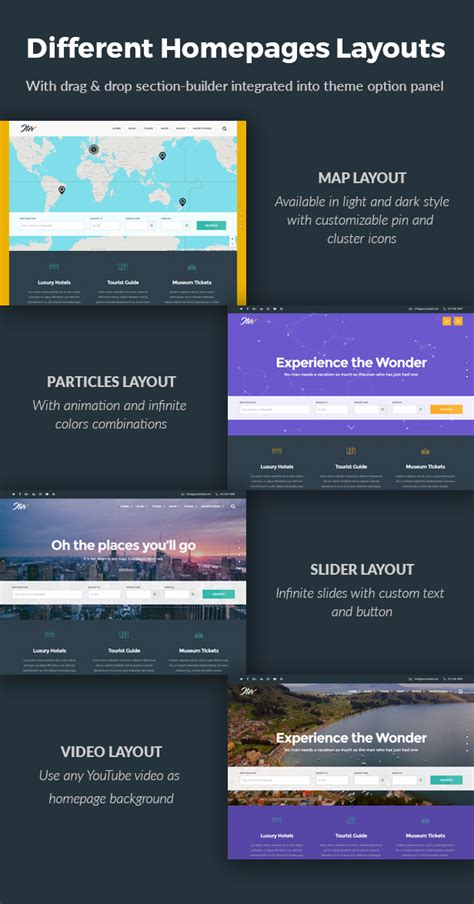 Html Themes Nulled | nulled theme iter travel tour booking wordpress