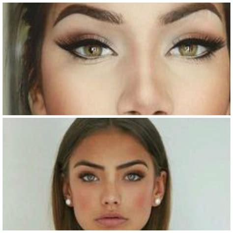 makeup tutorial occhi castani come cancellare le rughe sotto gli occhi