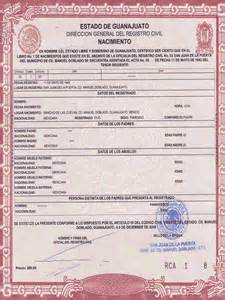 mexican birth certificate translation template mexico marriage certificate pictures to pin on