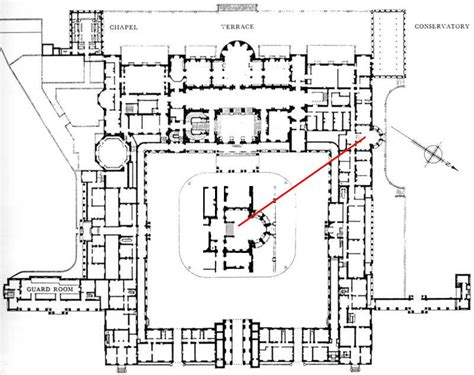 palace place floor plans houses of state buckingham palace