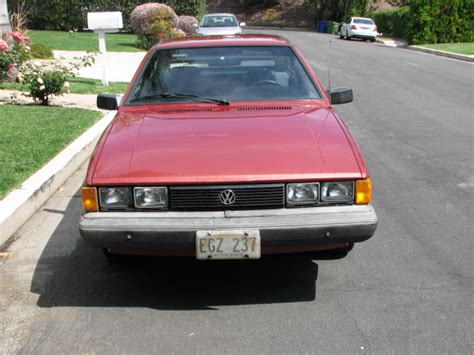 1982 Volkswagen Scirocco by Lost In Time 1982 43k Volkswagen Scirocco For Sale