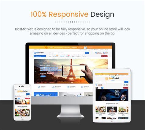 themes compatible with dokan free download bosmarket flexible multi vendor