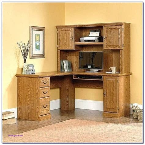 Computer Desk Awesome Sauder Orchard Hills Corner Sauder Orchard Computer Desk With Hutch Carolina Oak