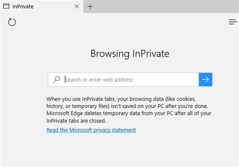 browsers email microsoft edge cookies allow or block enable or disable microsoft edge inprivate browsing in