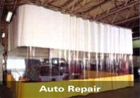 auto body shop curtains buy strip door kits and strip curtains online strip