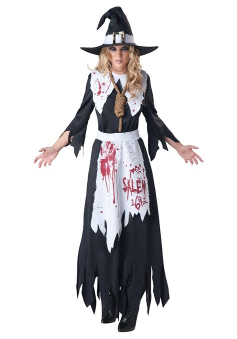 Witch And Wardrobe Costumes by Salem Witch Costume