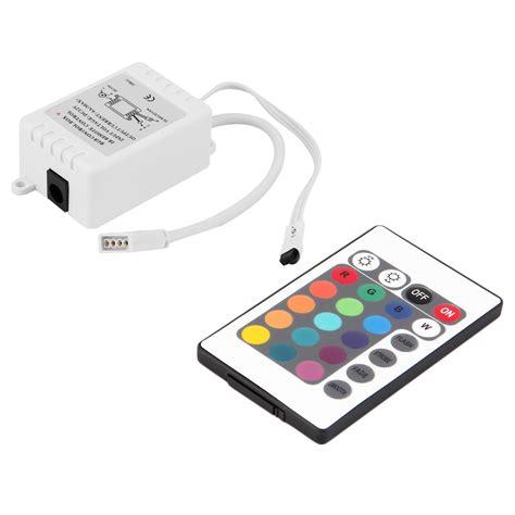 Gelang Led Sound Sensor 1 ir sound sensor remote controller for 3528 5050 rgb led