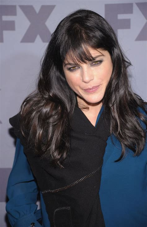 Selmas New by Selma Blair At 2012 Fx Ad Sales Upfront At Lucky Strike In
