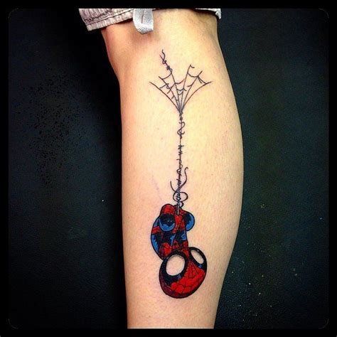 henna tattoo spiderman 11 tattoos that aren t for the fainthearted fan