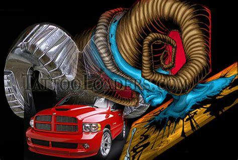 dodge tattoo designs dodge ram loaders designs tribal