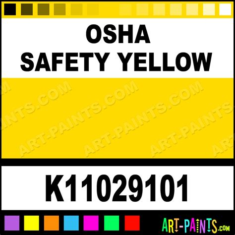 osha safety yellow iron guard enamel paints k11029101 osha safety yellow paint osha safety