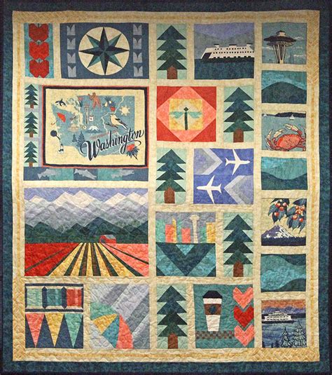 Seattle Quilt Company by Seattle Stitches Chandler O Leary