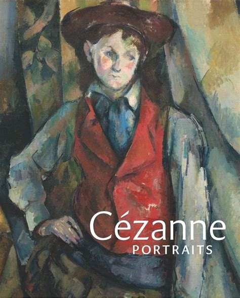 cezanne by himself drawings 0316855030 c 233 zanne portraits hardcover catalogue national portrait gallery