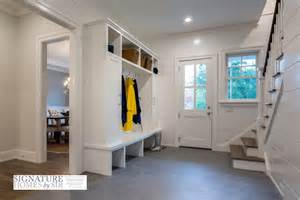 Garage Shelving Designs grey mudroom ideas transitional laundry room sir
