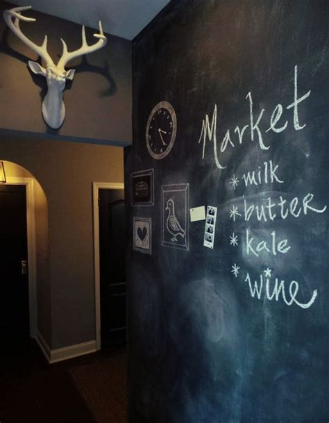 diy chalkboard tips diy magnetic chalkboard wall painting tips apple a day