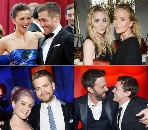 celebrity couples celebrity siblings celebrity siblings celebrity siblings us weekly