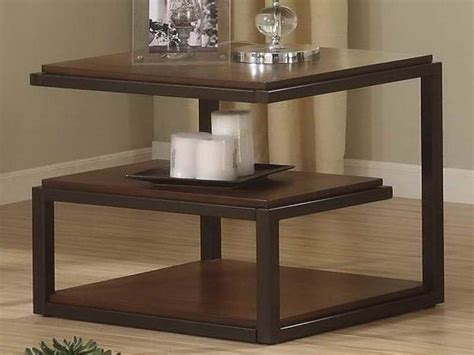 Bloombety Living Room End Tables With Unique Design Side Table Ideas For Living Room