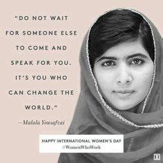 malala yousafzai short biography in english inspirational feminist quotes empowering quotes for women