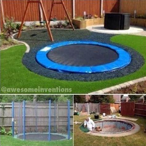 backyard inventors 25 best ideas about indoor troline on pinterest kids