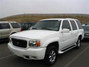 Cadillac 2001 For Sale 2001 Cadillac Escalade Pictures 6000cc Gasoline