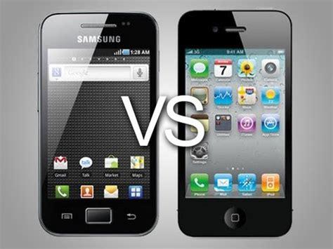 Ume Galaxy V Galaxy V Ace 4 samsung galaxy ace vs iphone 4 speed