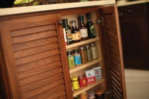 Kitchen Spice Cabinet Spice Racks Drawers Storage Dura Supreme Cabinetry