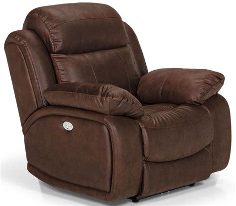 stanton  power reclining chair  power headlumbar  usb port  diversey slate rifes