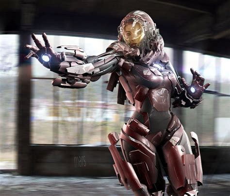 the iron woman wikipedia female iron man character design by mars iron and character design