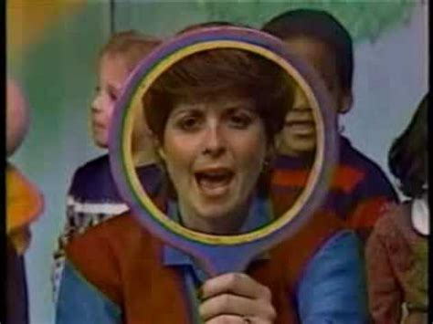 romper room magic mirror words images