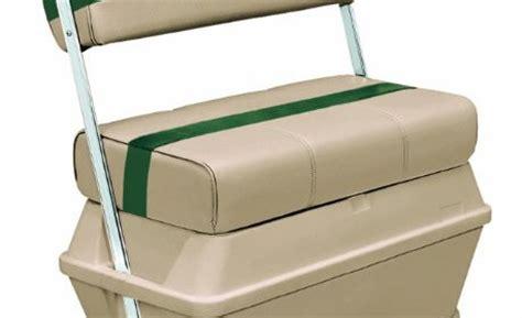 camo boat cooler seat cooler pontoon boat seats