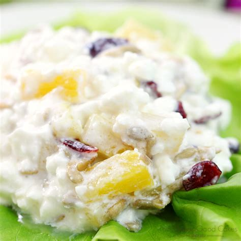 cottage cheese lunch recipes pineapple cottage cheese salad bakes cakes