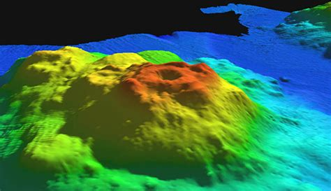 New England Floor Plans the hidden world of seamounts