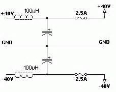 car lifier power supply circuit diagram wiring diagram