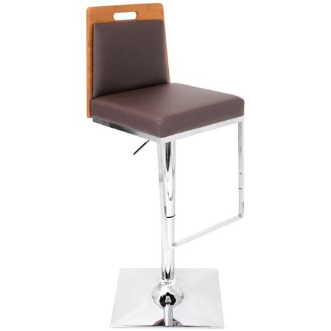 Upscale Bar Stools | lumisource upscale bar stool 300214 kitchen dining at