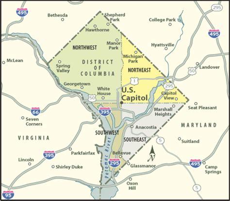 washington dc ne map dc homes apartments for rent weichertrents
