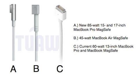 Best Seller Magsafe 2 60 Watt apple updates all magsafes to macbook air design cult of mac