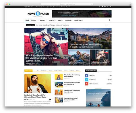 blogger themes for news top 50 news magazine wordpress themes 2018 colorlib