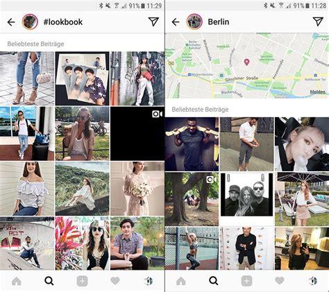 instagram tutorial hashtag instagram stories erkl 228 rung hashtags orte links