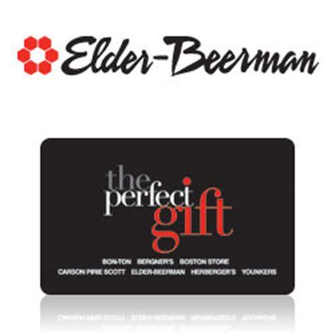 Herbergers Gift Card - buy elder beerman gift cards at giftcertificates com