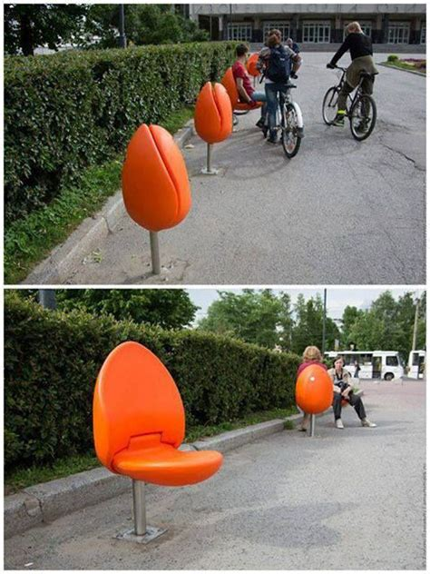 Tulip Armchair Design Ideas Espaces Publics Tulipe And Hollande On